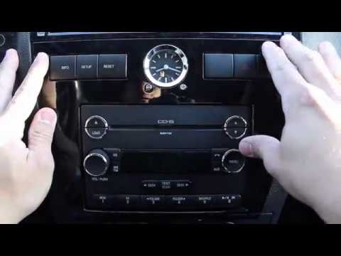 How to Replace the radio in a 2006 to 2009 Ford Fusion - YouTube