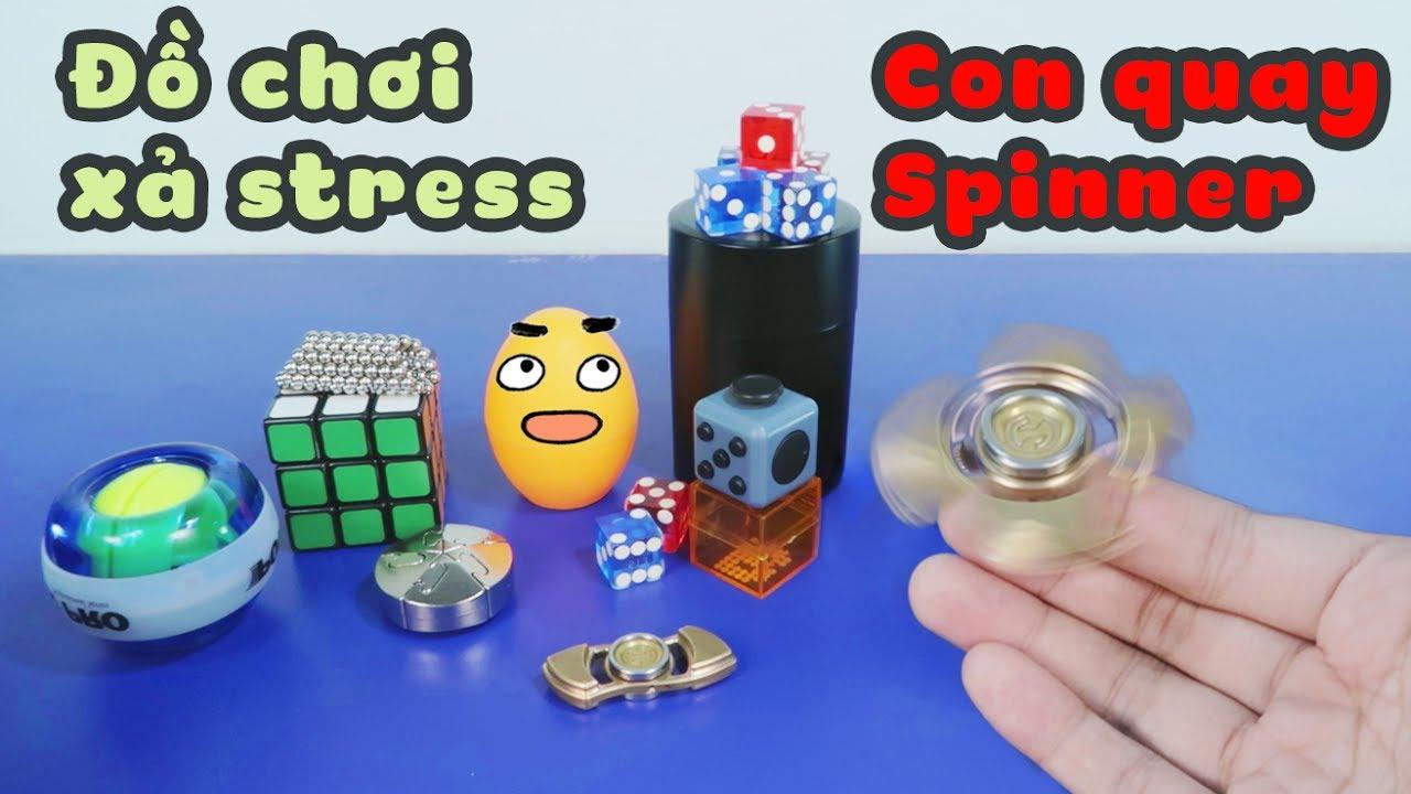 Spinner và những trào lưu đồ chơi xả stress – ToyStation 58