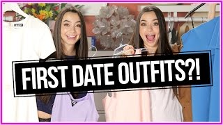 WHAT TO WEAR ON A DATE?! | Closet Wars w/ The Merrell Twins