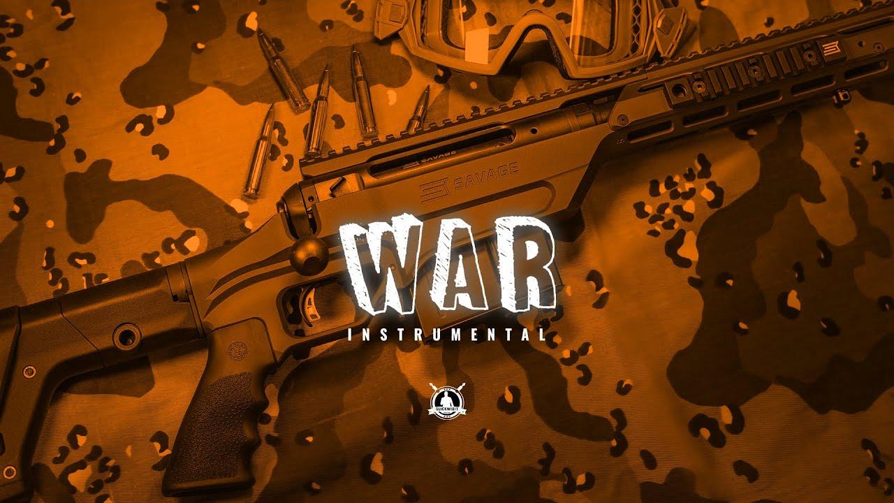 "Dancehall Riddim Instrumental 2021 ~ ""WAR"" | Slickwidit Prod"