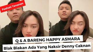 Q & A Bareng Happy Asmara, Ada Yang Ngaku Suka Sama Denny Caknan