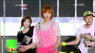 12.06.08 [Live HD]  - Wonder Girls - Like this (Comeback stage)@KBS  Music Bank.mp4