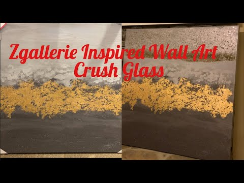 DIY Wall Art Zgallerie Inspired 2019