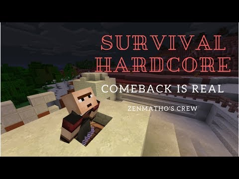 SERIES HARDCORE SURVIVAL COMEBACK IS REAL!