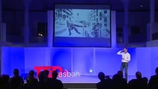 Décennie noire, pourquoi fuir la réalité?: Michael von Graffenried at TEDxCasbah 2014
