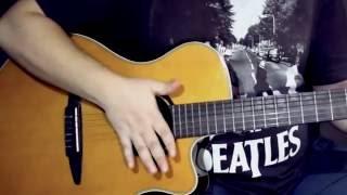 تمارين عزف مجموعة كوردات C Major - اسرار الجيتار