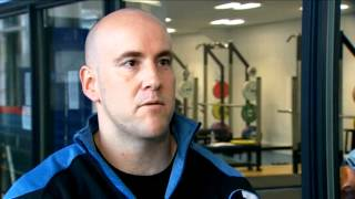 Glasgow Warriors Strength And Conditioning Team