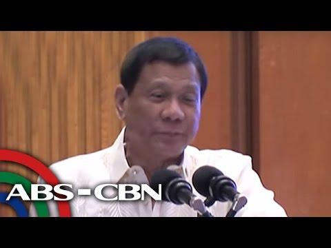 TV Patrol: Impeachment ni Leni, ipinatitigil ni Duterte