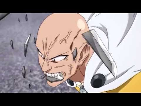 One Punch Man: Saitama Bites Sword