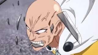 One Punch Man: Saitama Bites Sword *SPOILERS*