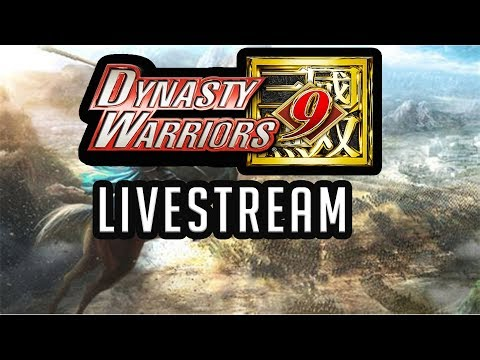 Dynasty Warriors 9 Livestream - Cao Cao takes down the Yellow Turbans!