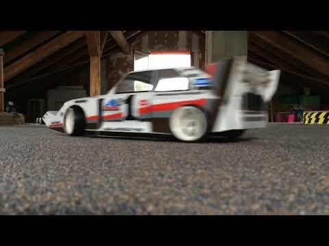 RC Audi Sport Quattro Pikes Peak