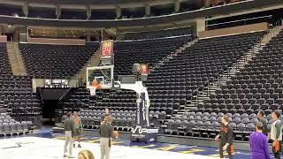 Jimmer Fredette Warming Up Before Return To NBA