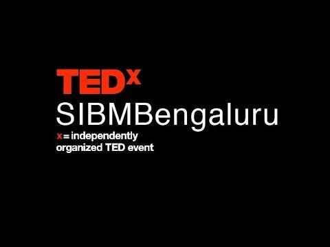 TEDxSIBMBengaluru : A Journey..