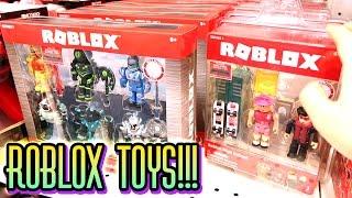 Ich fand Roblox Spielzeug!! Figurensets und Blindboxen - DOLLASTIC PLAYS VLOG