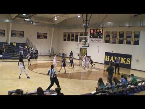 Fox Girls Basketball Highlights 2016-2017 Fredericksburg Academy