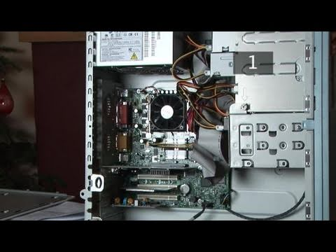 How To Identify The Components Inside Your Computer
