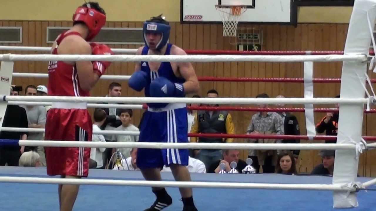 Boxer In Not Köln