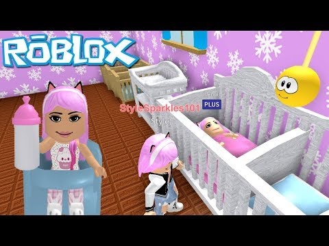 Roblox: 👶🍼MeepCity ~ I'm A Kid!
