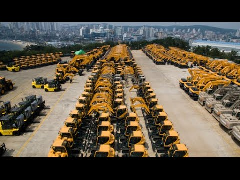 Hyundai Heavy Industries  Corporate Video