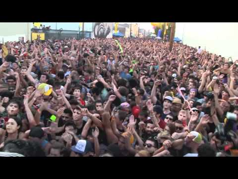 MAJOR LAZER  PON DI 10K @ MAD DECENT BLOCK PARTY LA  8202011