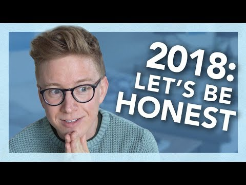 first video of 2018: let's get real