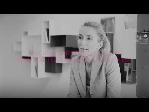 Social Media Post: Nachgefragt! Karrieremöglichkeiten bei der Telekom?
