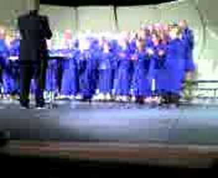 Chisago Lakes Middle School 8th grade choir
