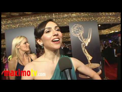 "Eden Riegel Interview at ""2010 Daytime Emmy Awards"" June 27"