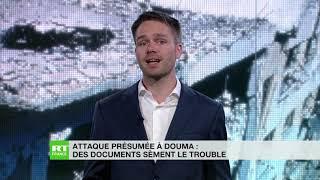 Attaque prsume  Douma  des documents sment le trouble