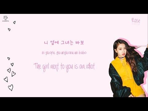 BLACKPINK 블랙핑크 - See U Later Color-Coded-Lyrics Han l Rom l Eng 가사  by xoxobuttons