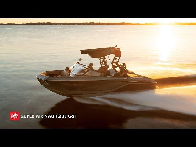 2021 Super Air Nautique G21