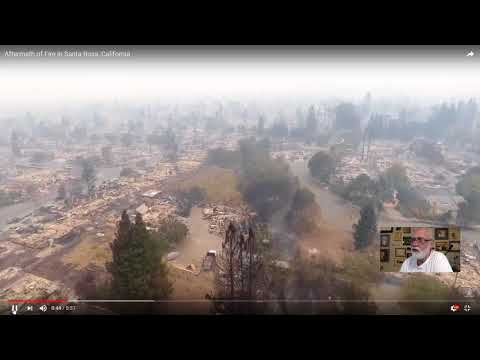 What caused these fires in California???