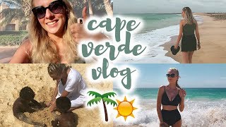 i'm a travel vlogger now 🌴 WEEKLY #18 in CAPE VERDE