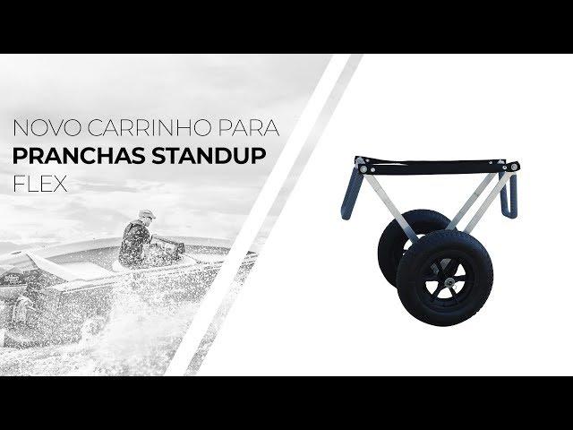 129 - Entrega Técnica Carrinho Prancha Stand Up Flex