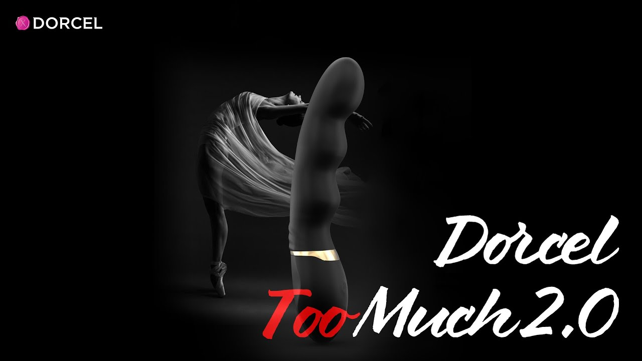 Dorcel Too Much 도르셀 투머치 3모터 진동기 사용법