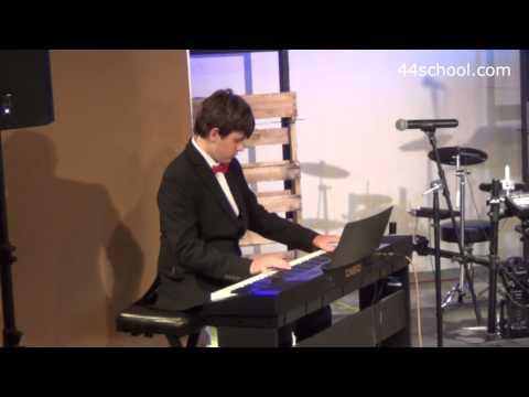 McKinney Piano  Lucas H 44 School of Music