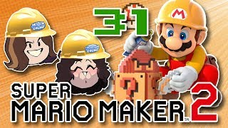 Super Mario Maker 2 - 31 - Wall of Ascension