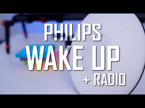 The Best Alarm Clock! - Philips Wake Up Light + Radio Review