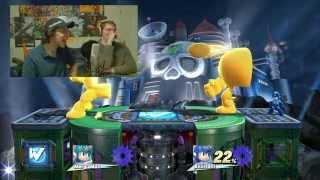 The Weekly Beating #36 - Mega Man Amiibo Battle! (60FPS)