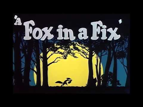 """A Fox In A Fix"" (1951) - original titles recreation"