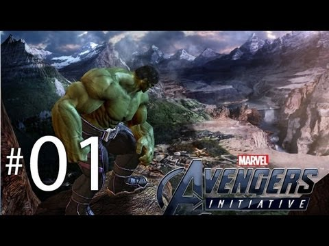 Avengers Initiative - Gameplay Playthrough Part 1 | WikiGameGuides
