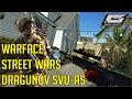 WARFACE - STREET WARS DRAGUNOV SVU-AS / MAPA E ARMA DE COTOCO