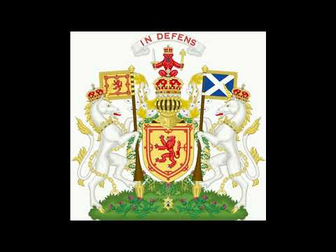 Герб Шотландии.