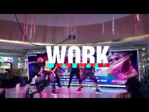 WORK by Lil Jon | Zumba | Kramer Pastrana