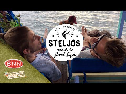 3 Op Reis Backpack - Trailer Panama