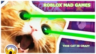 MAD GAMES (on Roblox)
