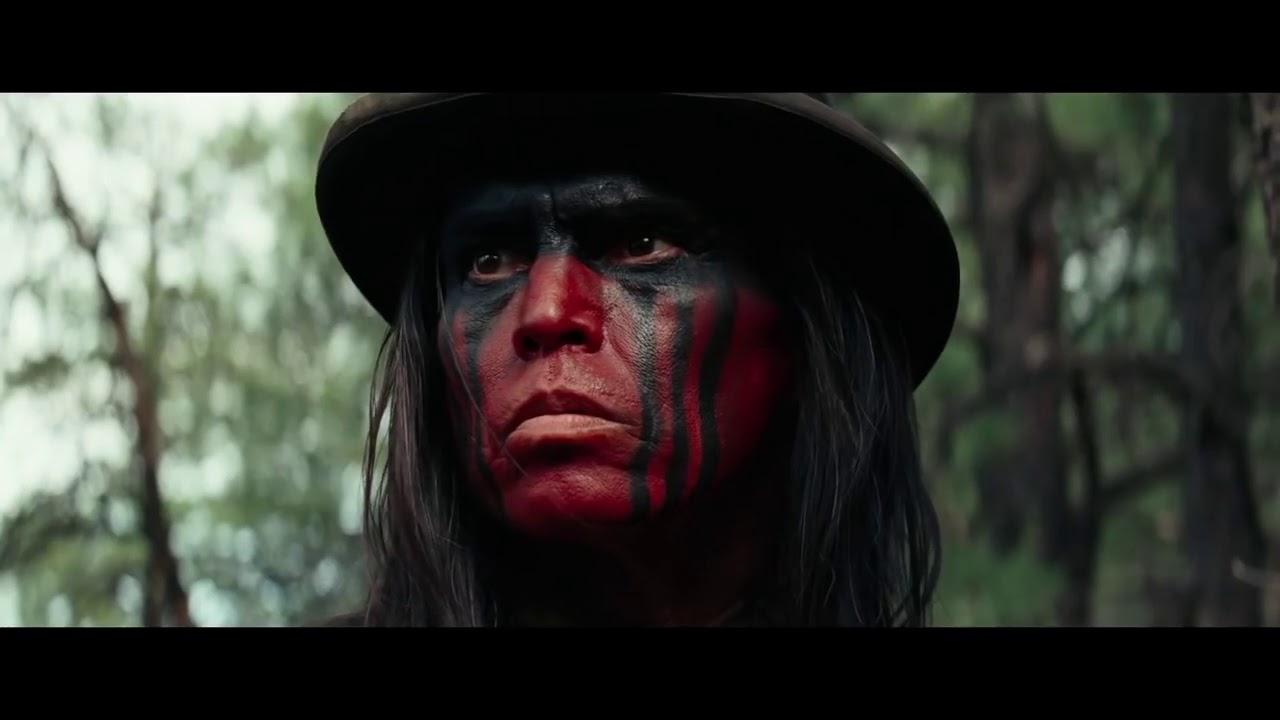 Download HOSTILES - Official Trailer 2017 - Christian Bale Film