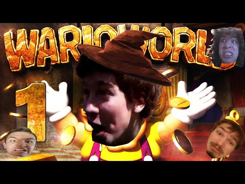 5-MAN FRIDAY: Warioware-Joey the WIZAR allows one!