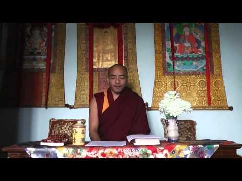 Hyolmo Language Teaching on Buddhist Prostation by Yolmo Lopen Tsewang Tobden